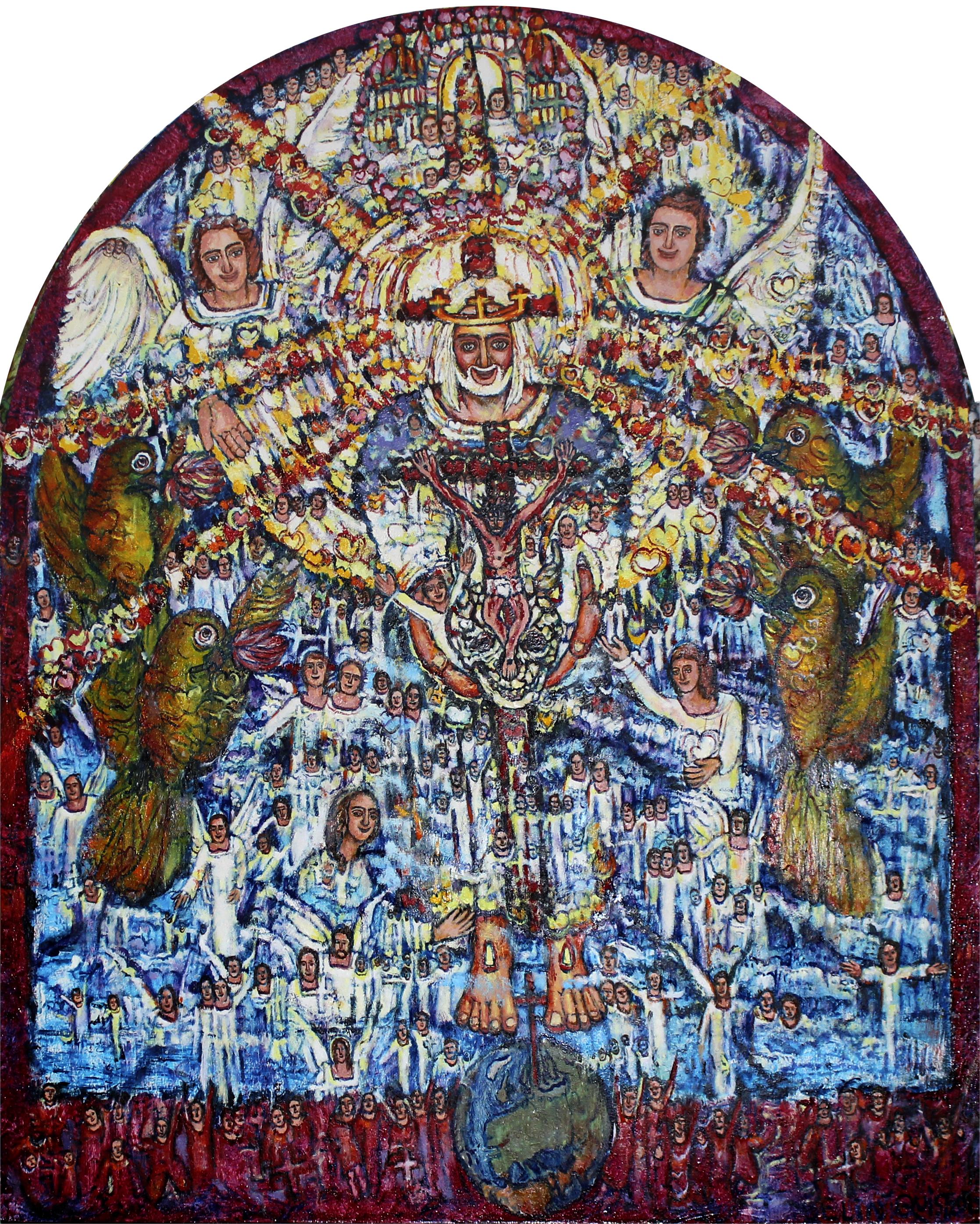 040-skaberen og frelseren